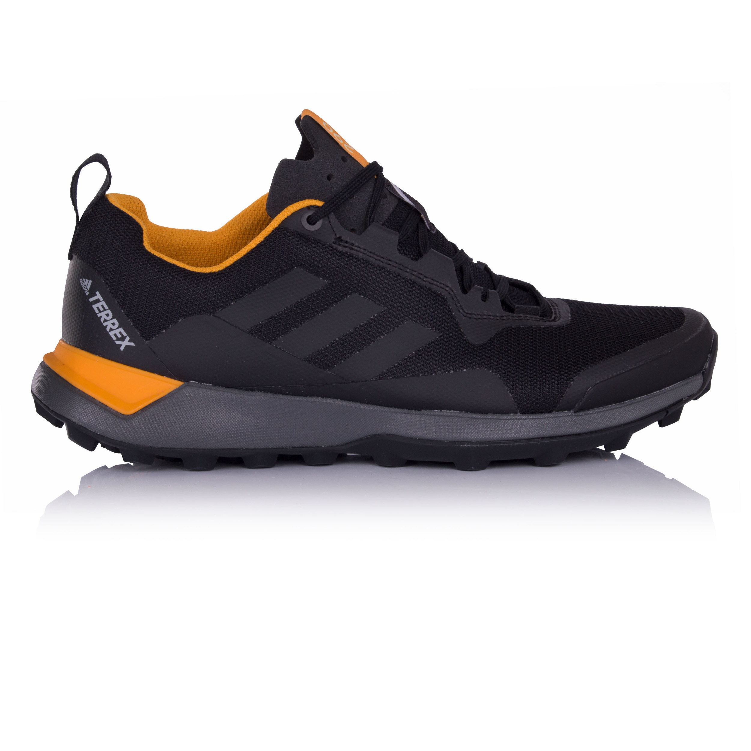 reputable site 2fb6a b06e2 Details about adidas Mens Terrex CMTK Trail Running Sports Shoes Trainers  Footwear Black