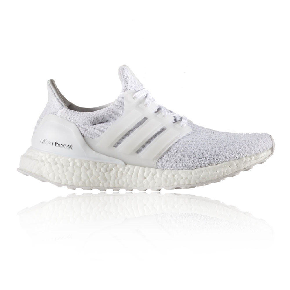 adidas ultra boost womens white sneakers running sports