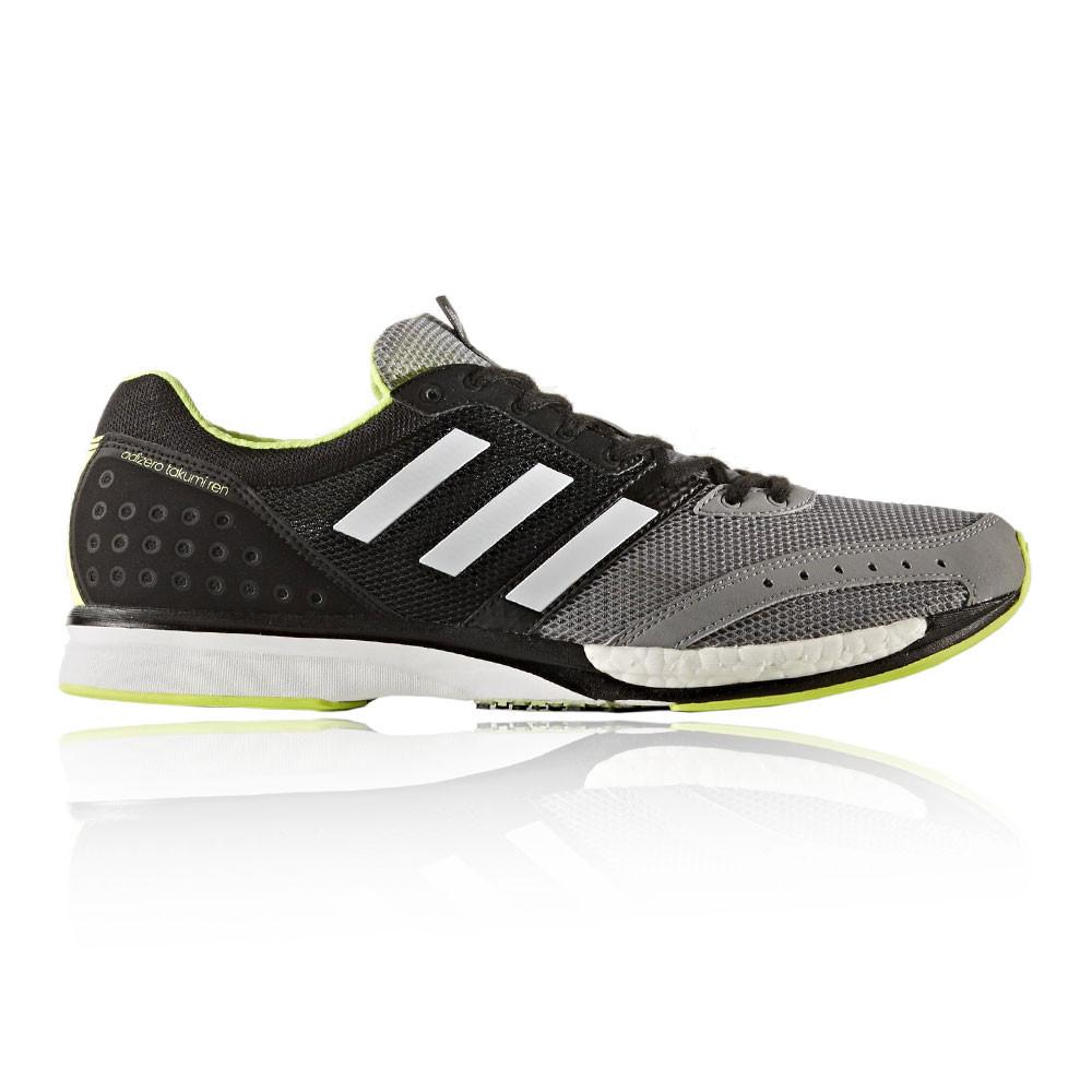 Adidas-Adizero-Takumi-Mens-Grey-Black-Sneakers-Running-
