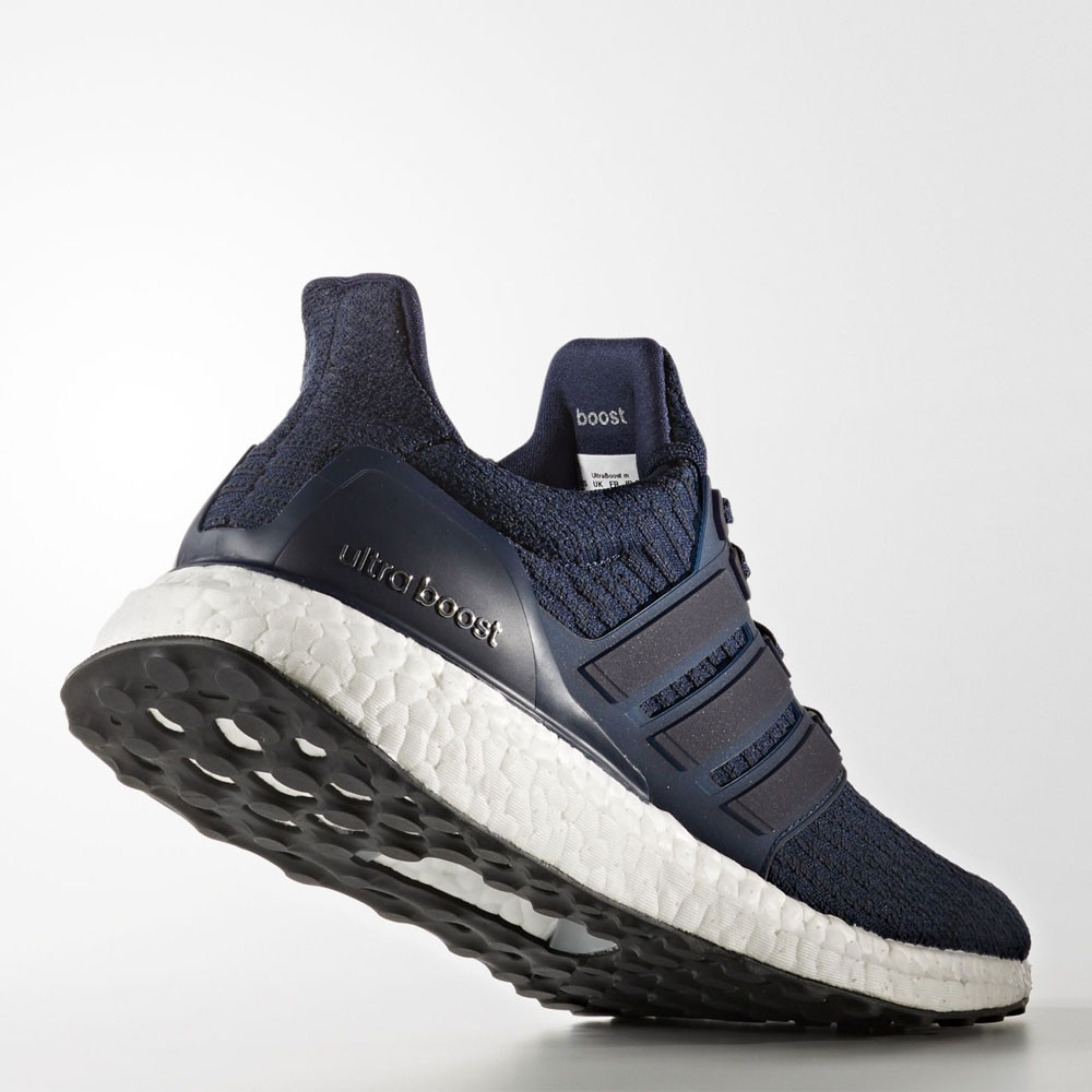 Adidas Blue White Sports Shoes