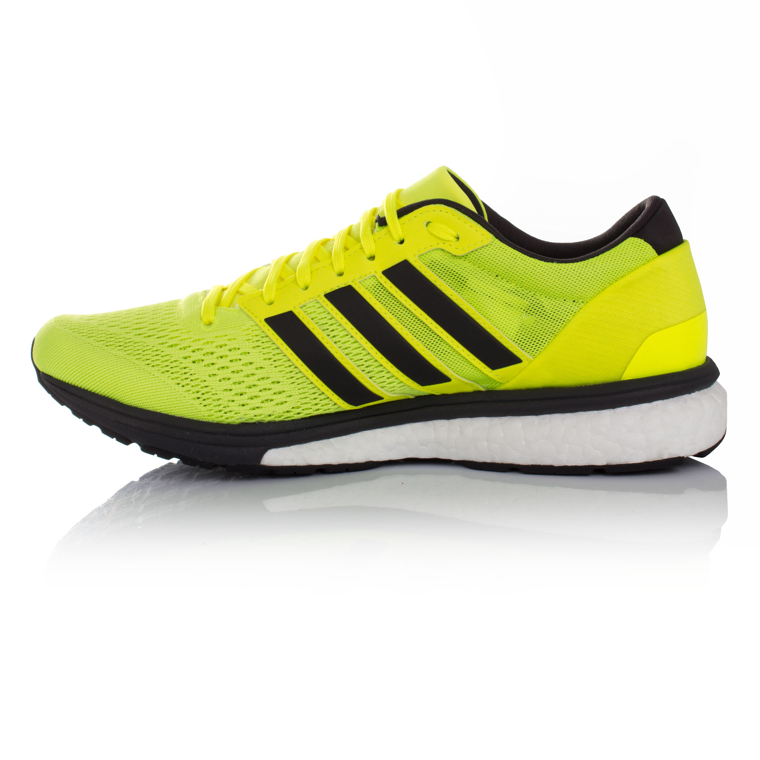 Adidas Running Shoes Men Yellow