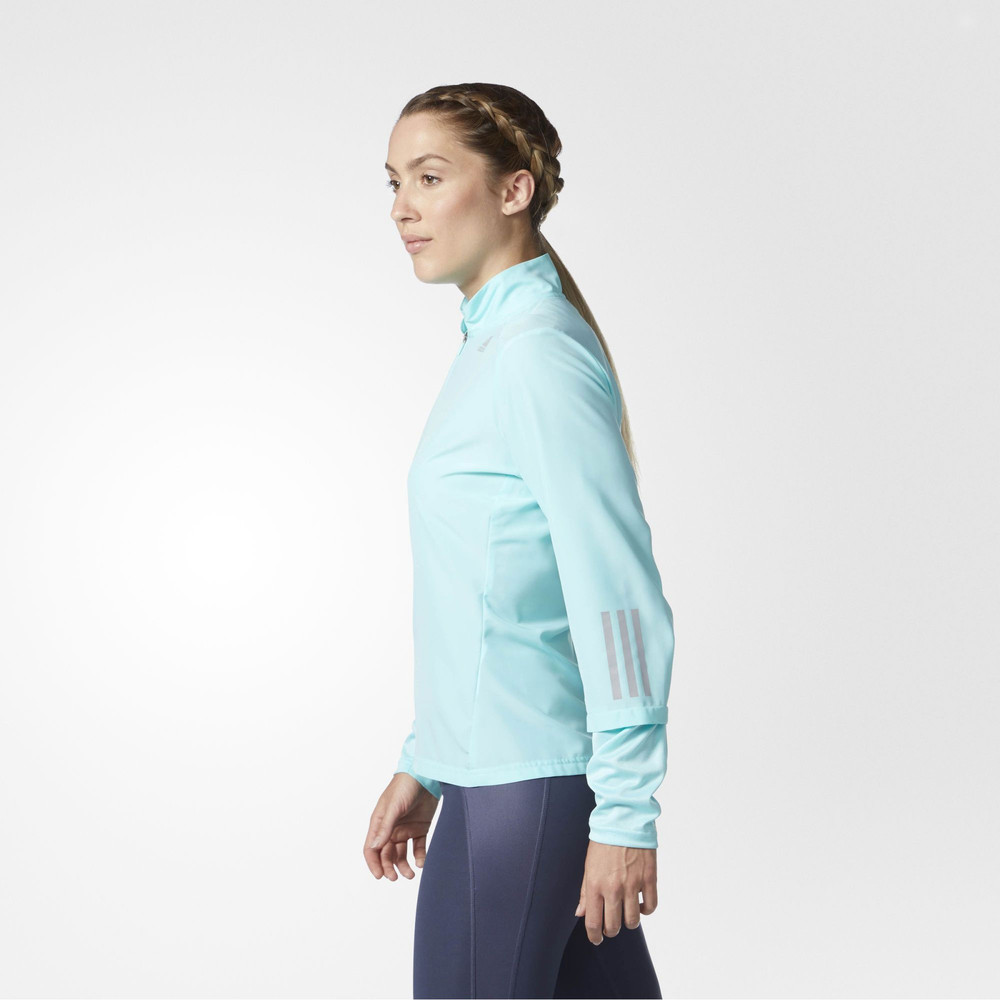 Adidas response femmes veste coupe vent aw17 - Veste coupe vent adidas femme ...