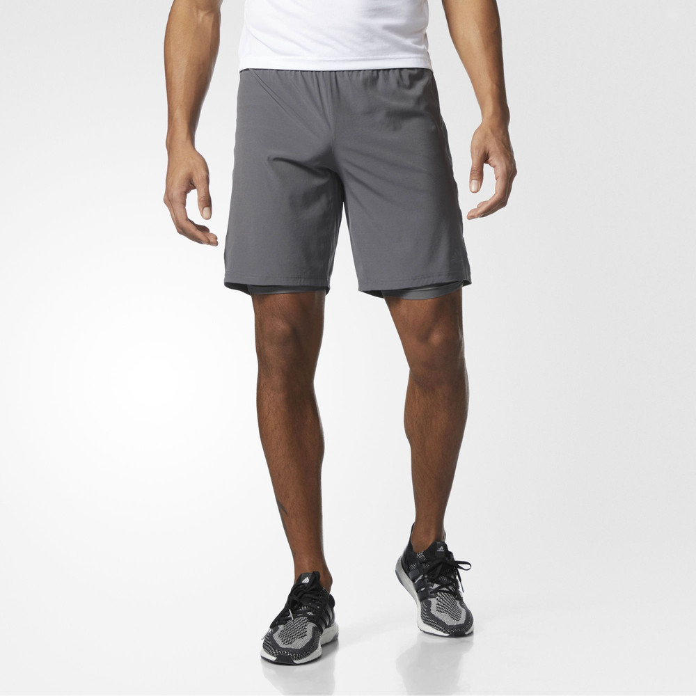 adidas Supernova Dual Running Shorts - AW17 | SportsShoes.com