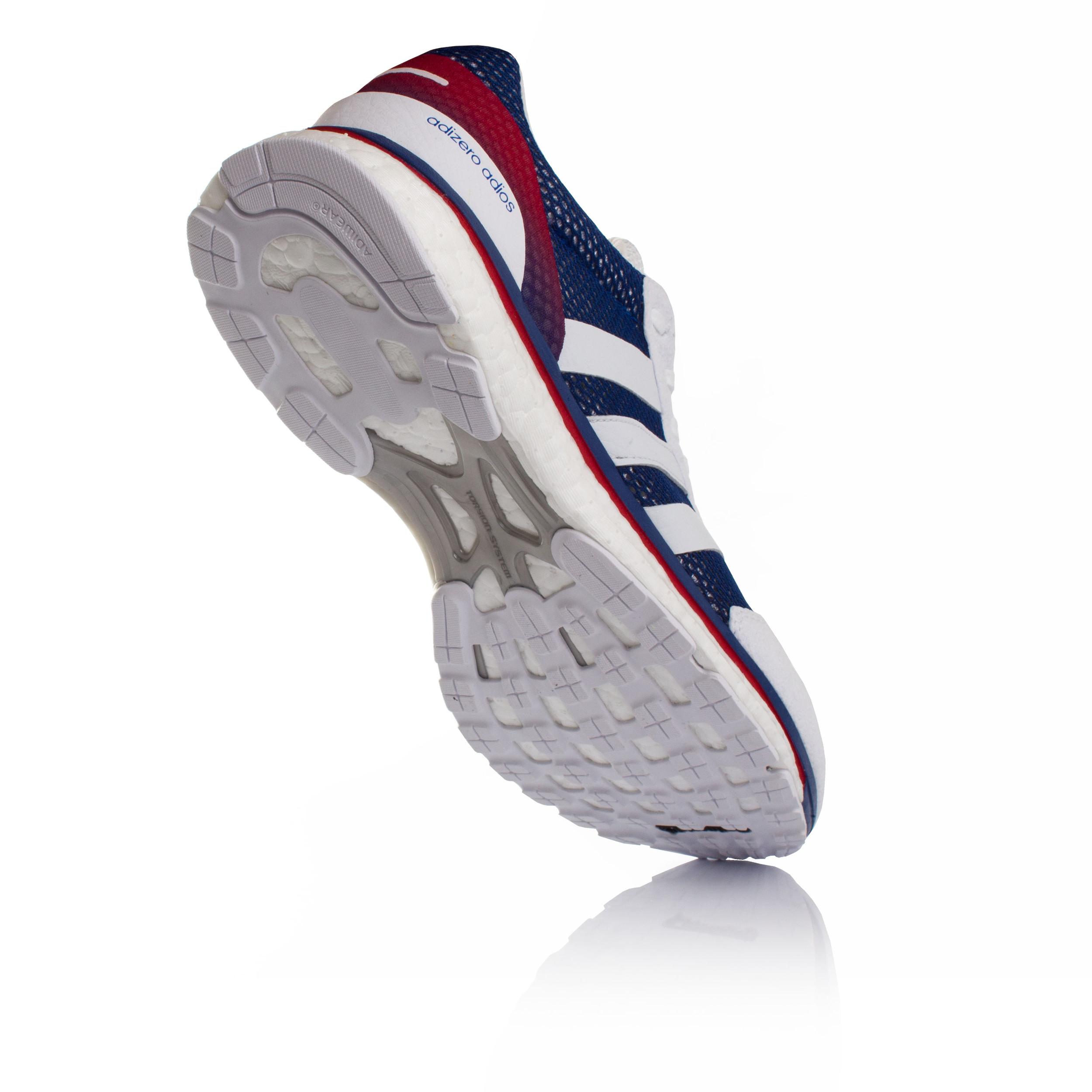 Hombres Adidas Adizero Adiós Zapatos Para Correr HXmFk