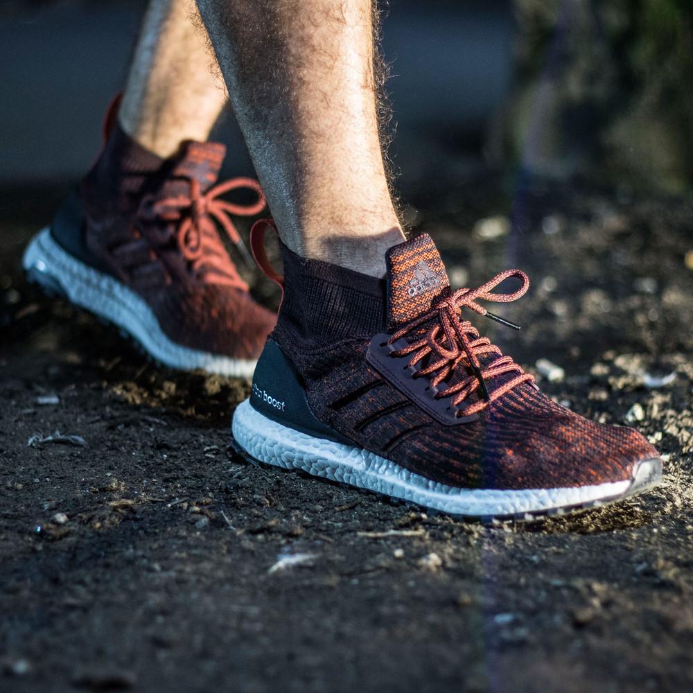 adidas ultra boost all terrain on feet