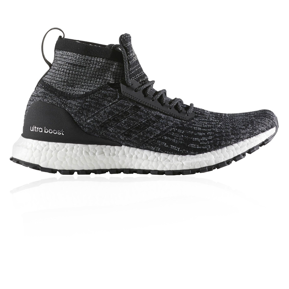 80f237ee0 adidas Mens Grey UltraBoost All Terrain Running Sports Shoes Trainers  Sneakers