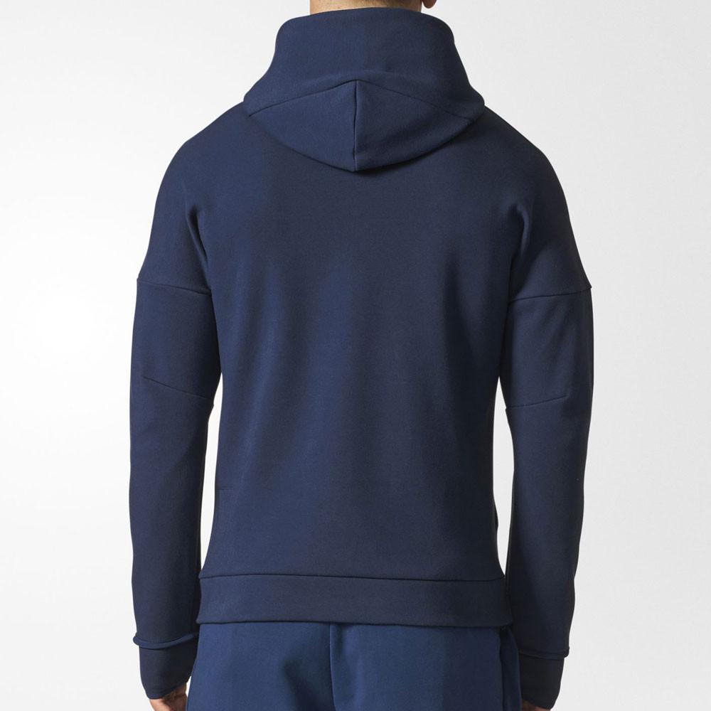 adidas zne training hoodie aw17. Black Bedroom Furniture Sets. Home Design Ideas