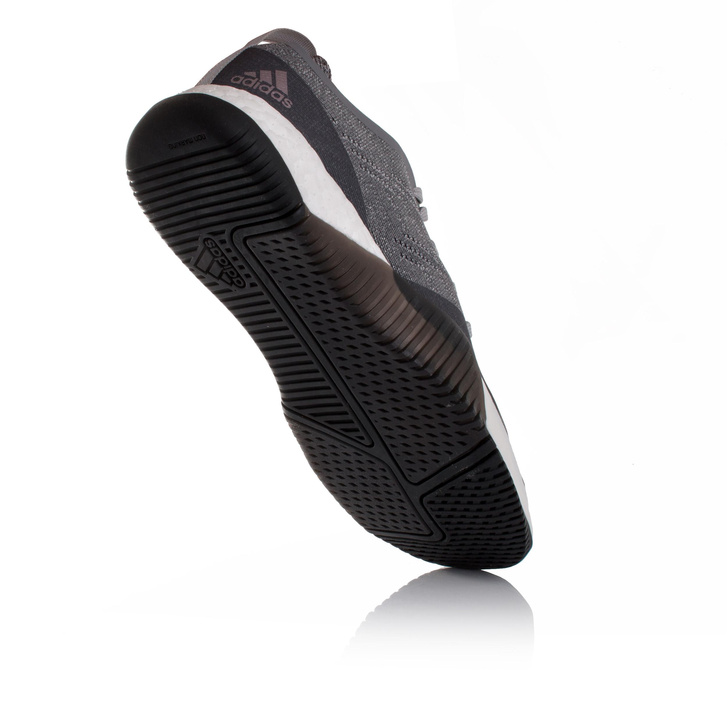 Adidas-Crazy-Train-Elite-Femme-Gris-Entrainement-Gym-Chaussures-De-Sport-Baskets