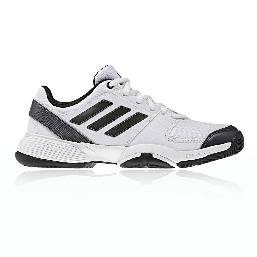 adidas barricade club xj junior tennis shoes aw17 20