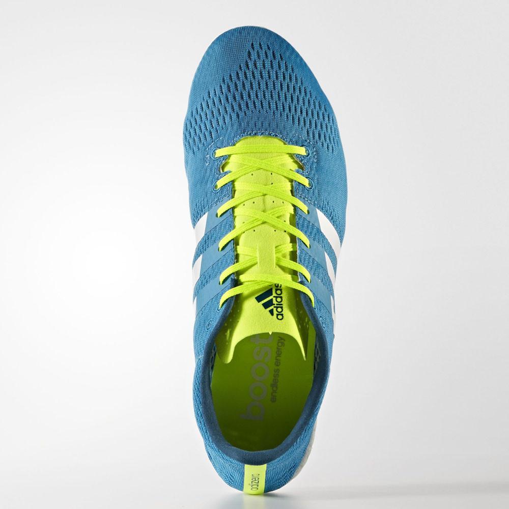 sports shoes 281e5 7c795 Adidas Adizero Avanti Chaussures De Course À Pointes Athlétisme Hommes Bleu