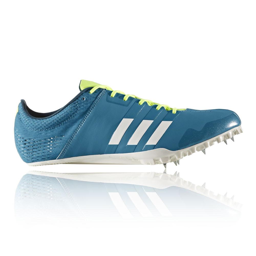 Zapatos Adidas Adizero Finesse Detalles De Correr Zapatillas Azul Deporte Hombre Clavos 5R4L3Aj