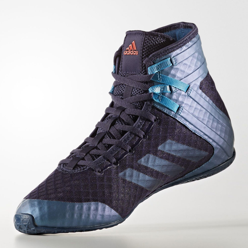 adidas Speedex 16.1 Boxing Chaussure - SS18-41.3  Slip on Femme - Blanc - Blanc (Off White 271)  42 EU  Richelieus Homme WtmsphsZS