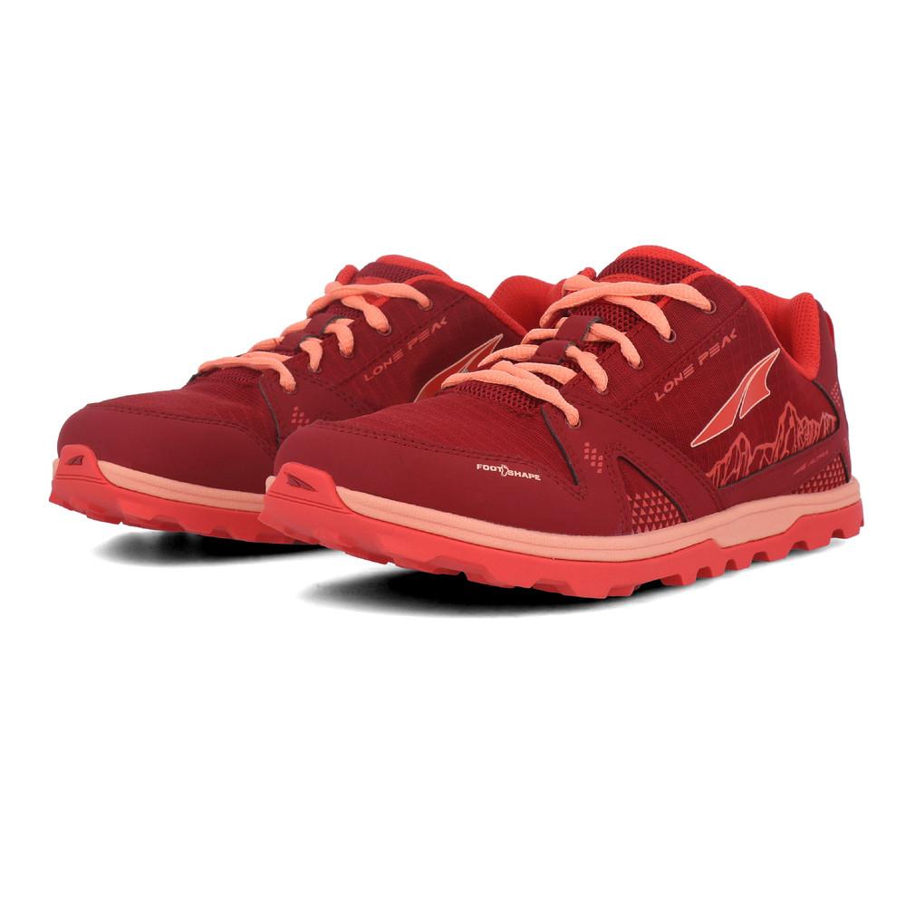 Altra Lone Peak Junior Trail Running Shoes - SS20
