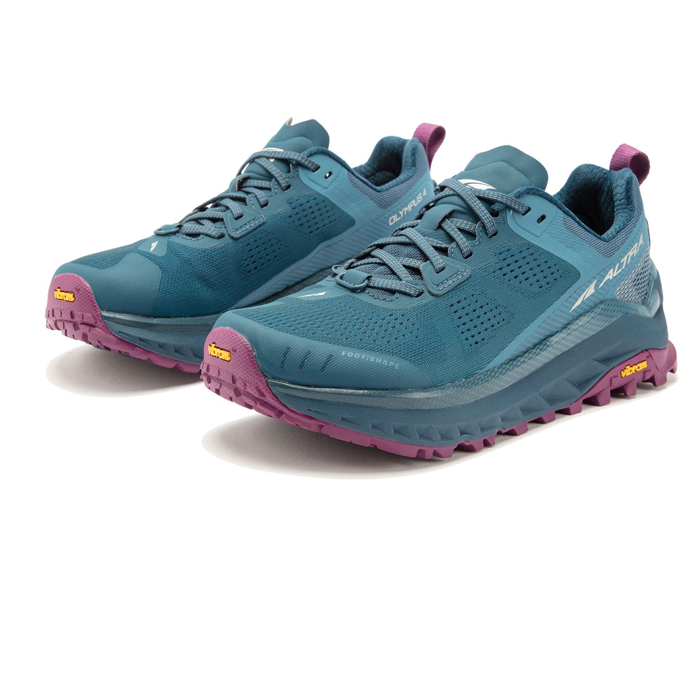 Altra Olympus 4 Women's Trail Running Shoes - SS21