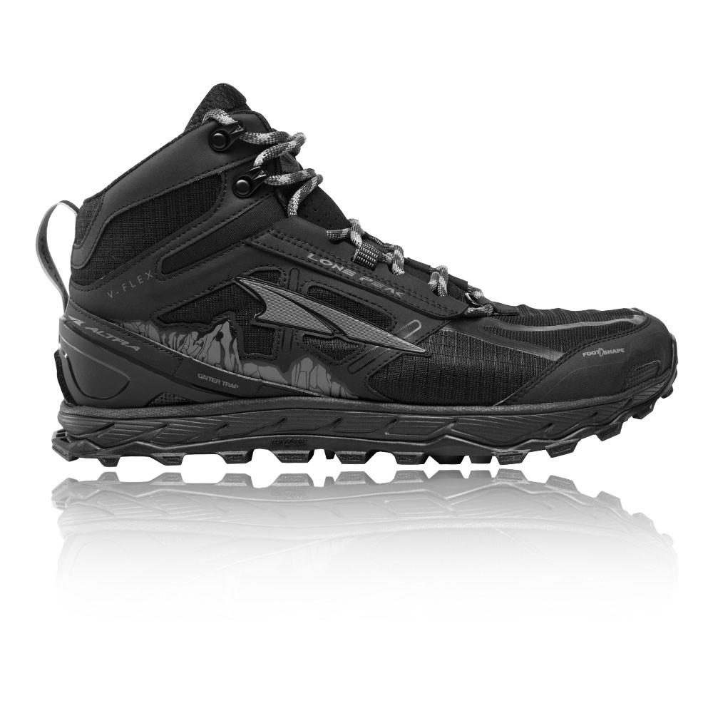 Altra de Lone Peak Mid imperméable chaussures de Altra trail AW18 3b0680