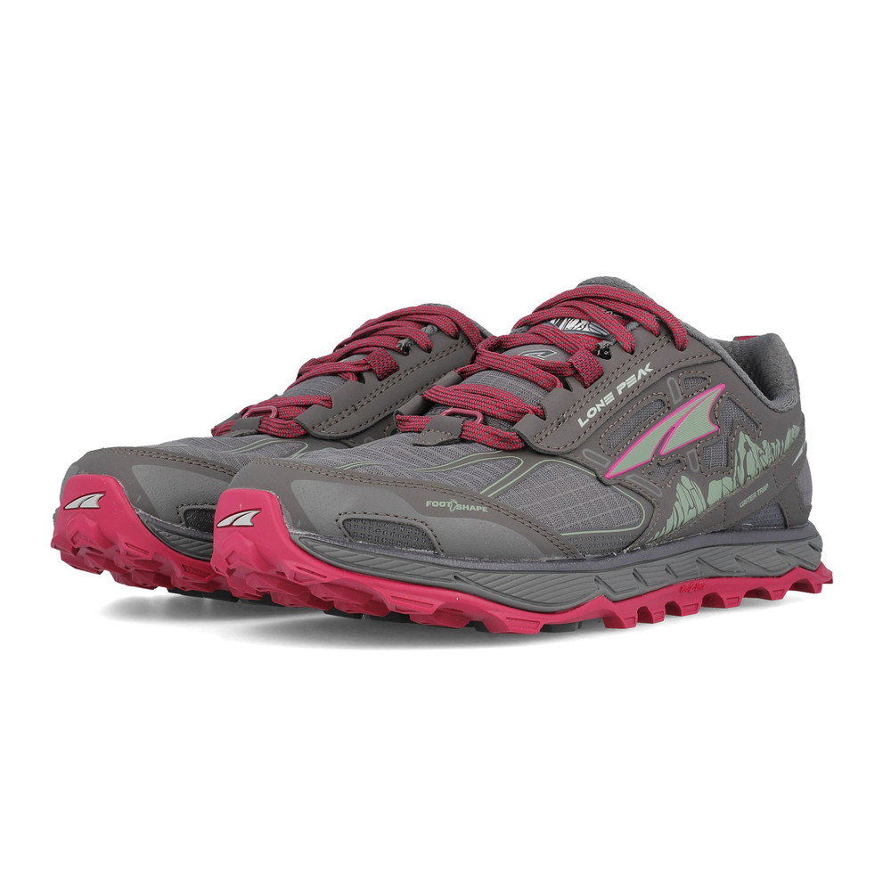 Altra Lone Peak 4.0 Low Mesh Women's Trail Running Shoes - AW19