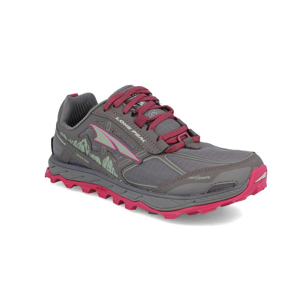 Altra Lone Peak 4.0 Low Mesh per donna scarpe da trail corsa AW19