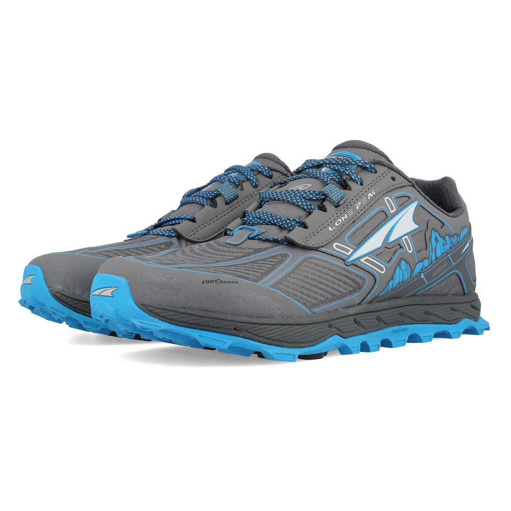 more photos 0a50d a2772 Altra Lone Peak 4.0 Low Waterproof Trail Running Shoes - AW19