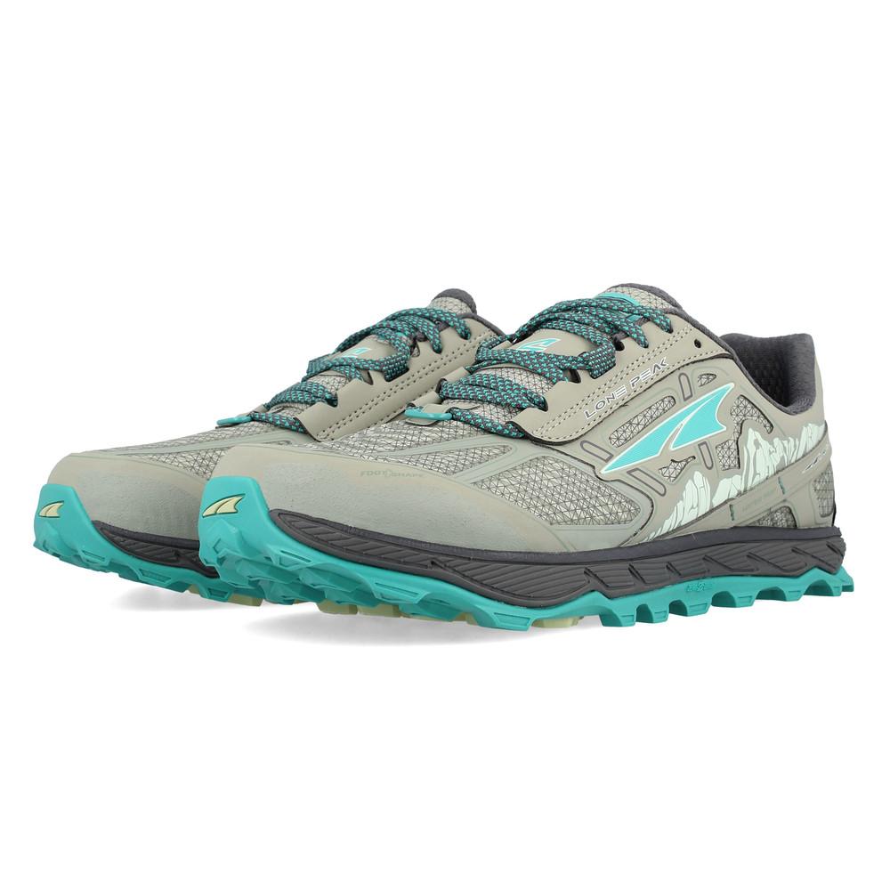 Altra Lone Peak 4.0 Low Waterproof Women's Trail Running Shoes - AW19