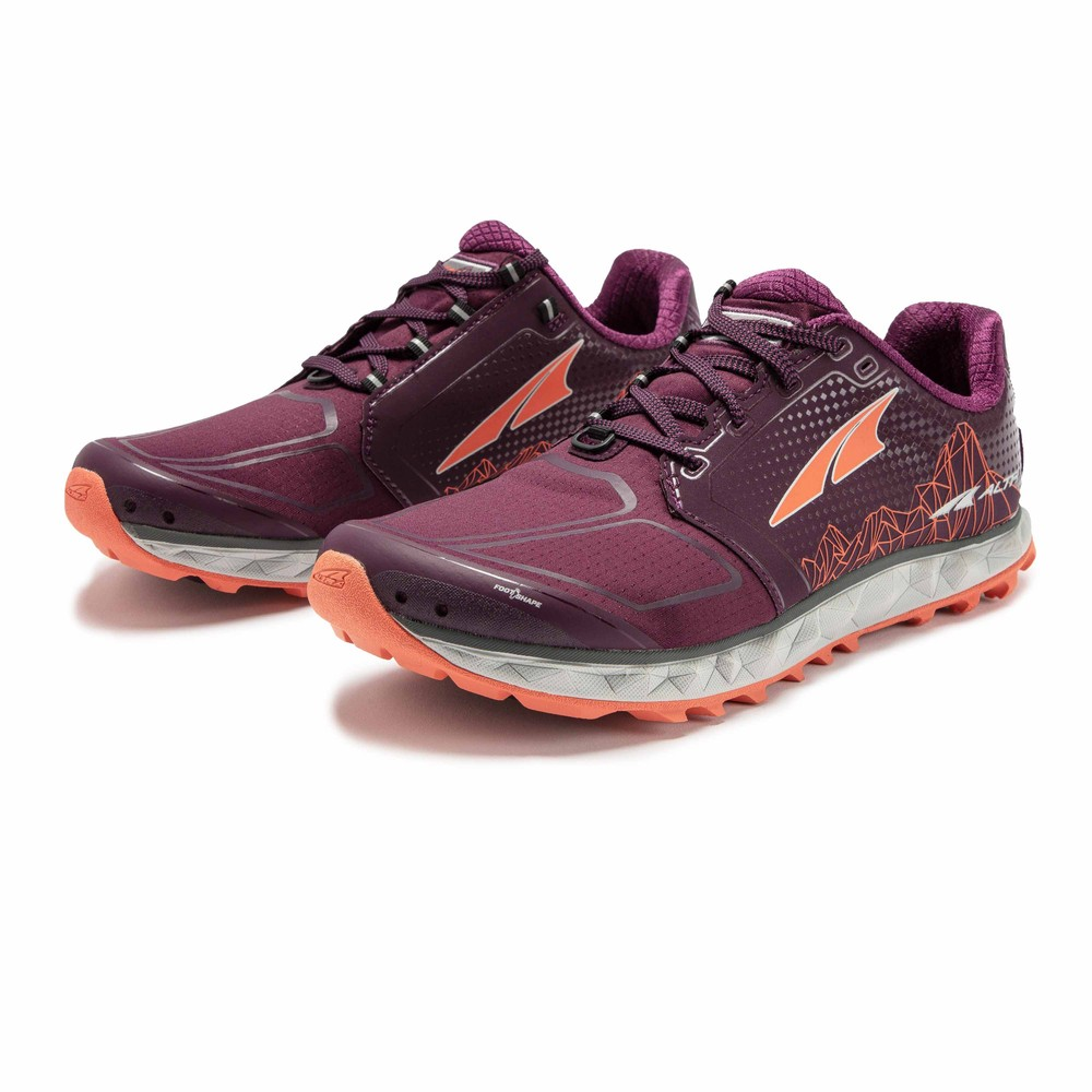 Altra Superior 4.0 Women's Trail Running Shoes - SS20