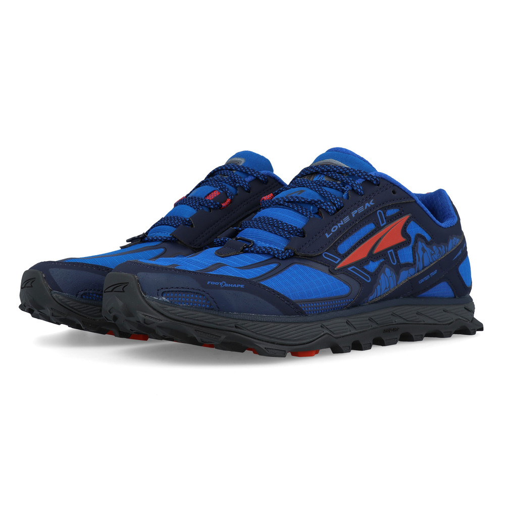 Altra Lone Peak 4 Low Mesh zapatilla de trail running  - AW19