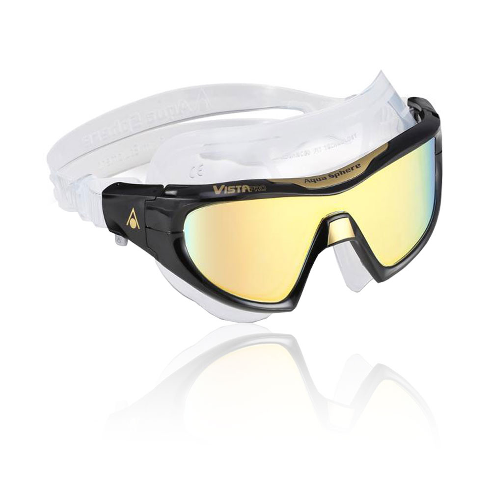 Aquasphere Vista Pro Mirrored Lens Swimming Goggles - AW19