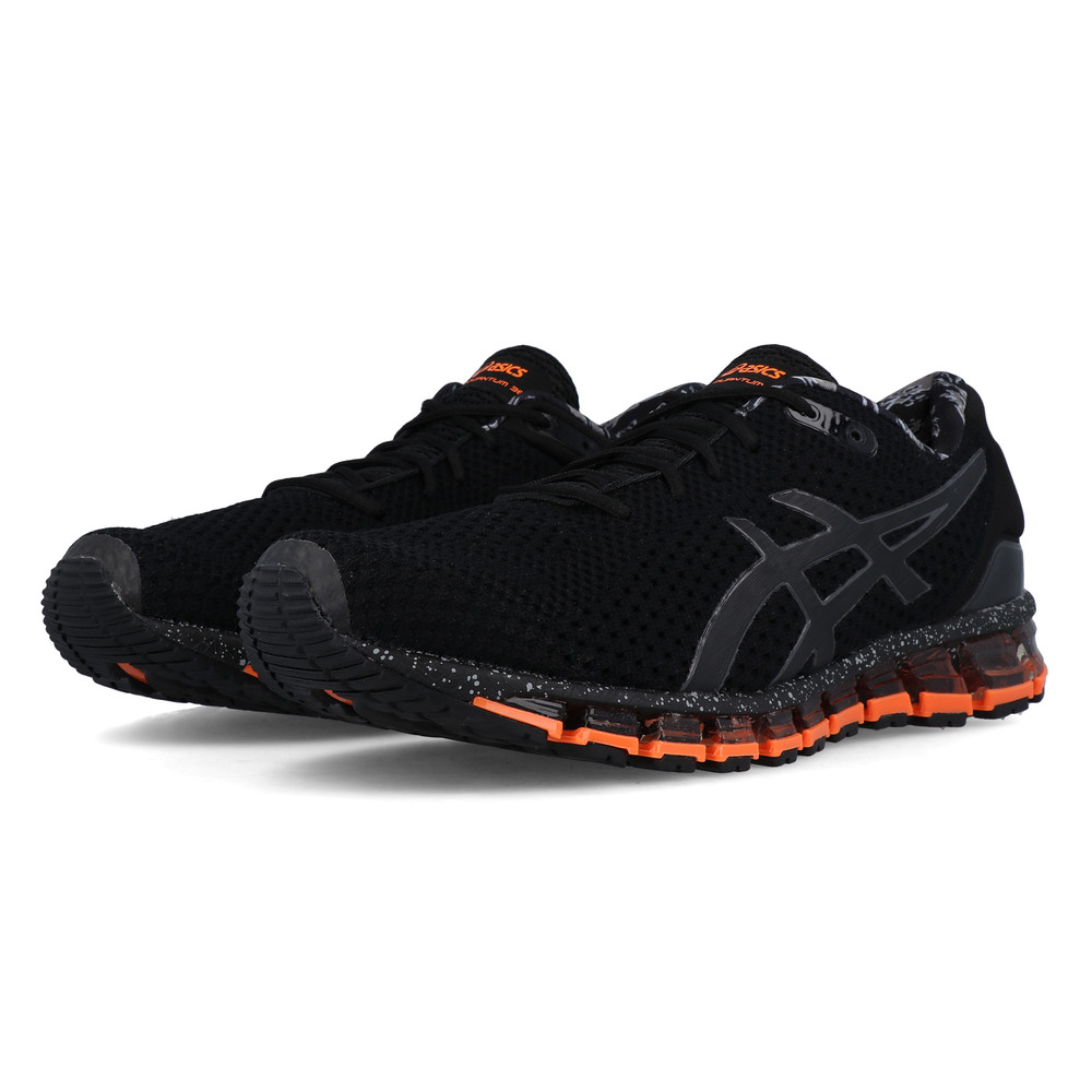 asics quantum 360 noir orange