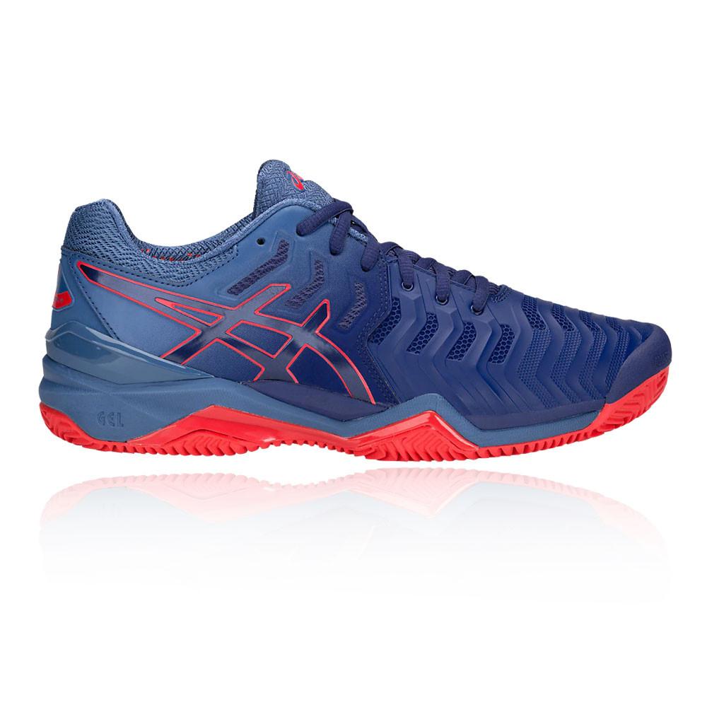 più recente ultime tendenze del 2019 scarpe di separazione Asics Gel-Resolution 7 Clay scarpe da tennis