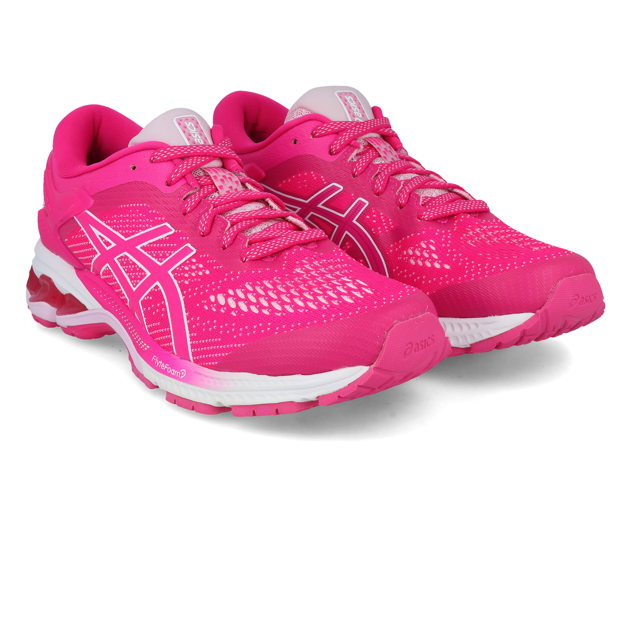 Details about Asics Womens Gel-Kayano 26 Running Shoes Trainers Sneakers -  Pink Sports
