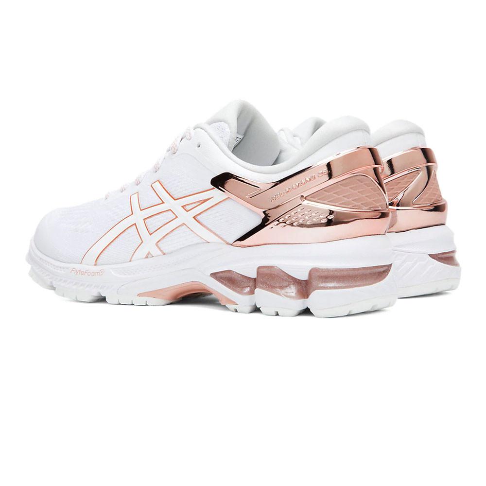 ASICS Gel Kayano 26 Platinum per donna scarpe da corsa SS20