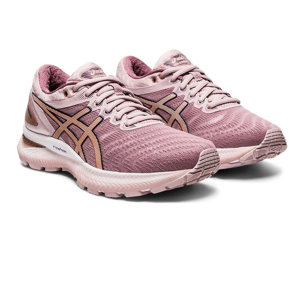 Details about Asics Womens Gel-Nimbus 22 Running Shoes Trainers Sneakers -  Pink Sports
