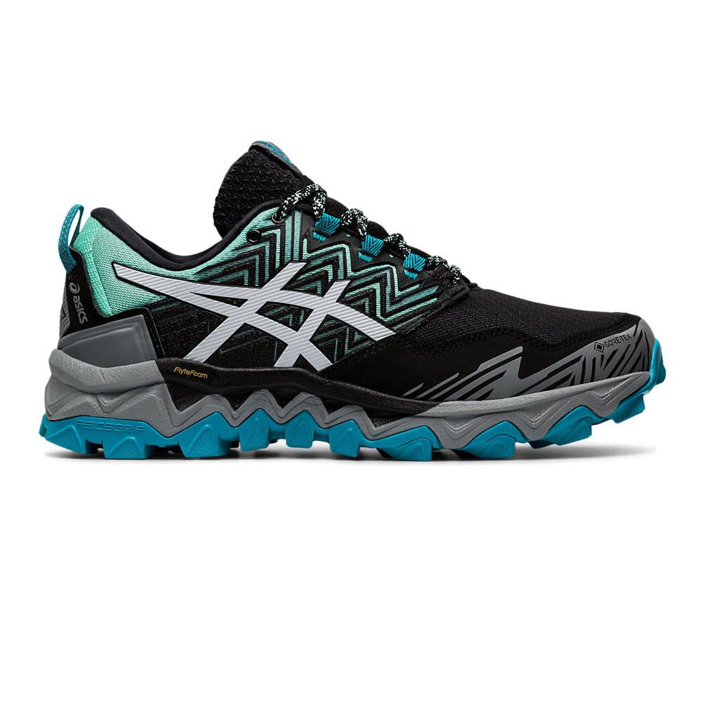 Ejemplo Sensación efecto  ASICS Gel-FujiTrabuco 8 GORE-TEX para mujer trail zapatillas de running -  SS20 - 30% Descuento | SportsShoes.com