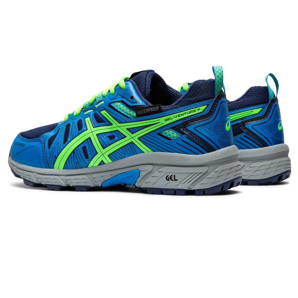 ASICS Gel Venture 7 Impermeabile GS Junior scarpe da trail corsa SS20