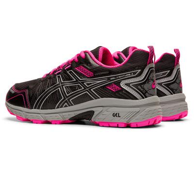 ASICS Gel-Venture 7 Waterproof GS Junior Trail Running Shoes - SS20