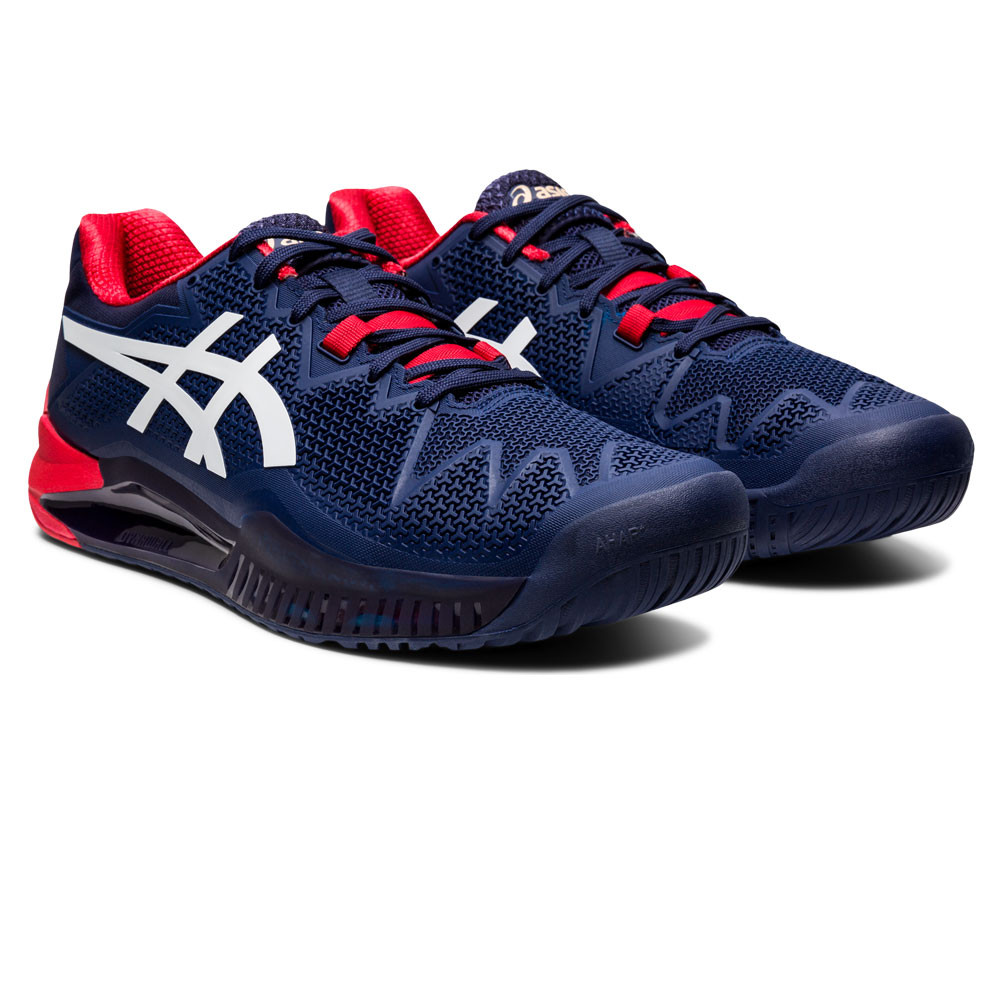 resolution asics