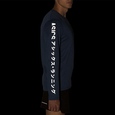 ASICS Katakana Long Sleeve Top - SS20