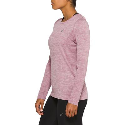 ASICS Core sans couture femmes haut à manches longues - SS20