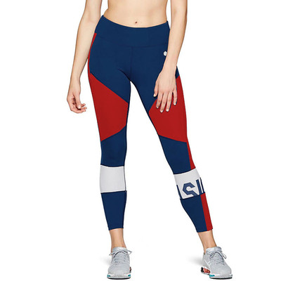 ASICS Color Block Cropped Women's Running Tights 2 - SS20