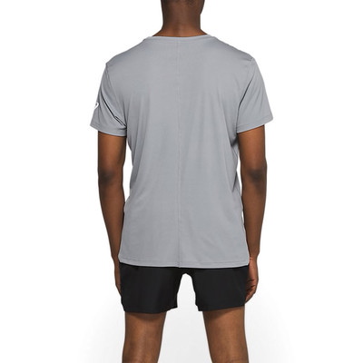 ASICS Silver Running T-Shirt - SS20