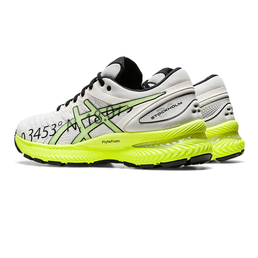 Men's GEL NIMBUS™ 22 | WHITEBLACK | Scarpe da Running | ASICS
