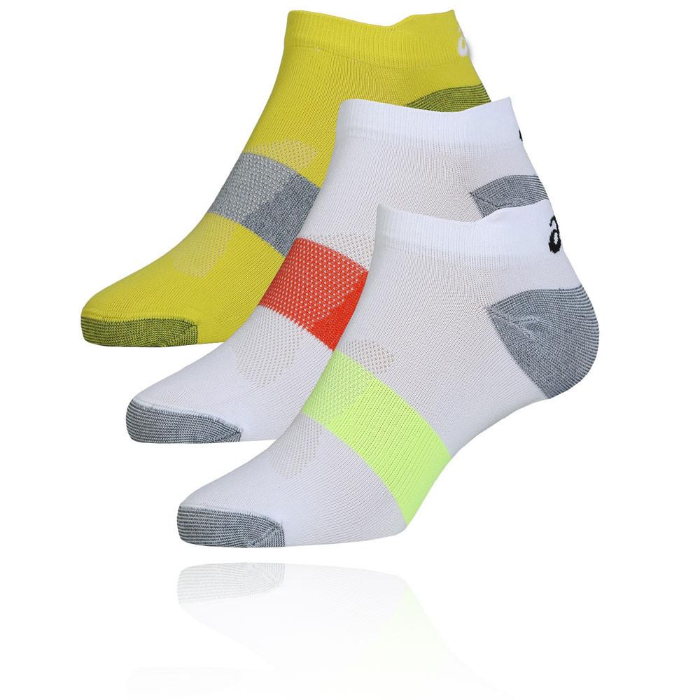 Asics Lyte corsa calze (3-Pack)