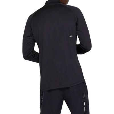 Asics Half Zip Long Sleeve Top