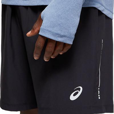 Asics 1/2 Zip Long Sleeve Top