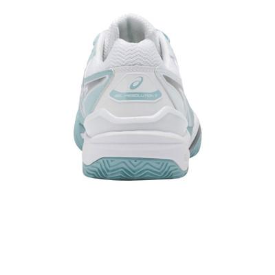 Asics Gel-Resolution 7 Clay Women's Tennis Shoes