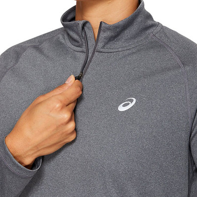 Asics 1/2 Zip Long Sleeve Women's Top