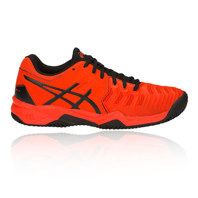 Asics Gel-Resolution 7 GS Junior Clay Court Shoes