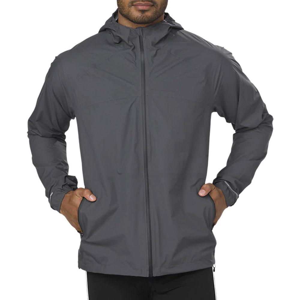Asics Water Resistant Running Jacket