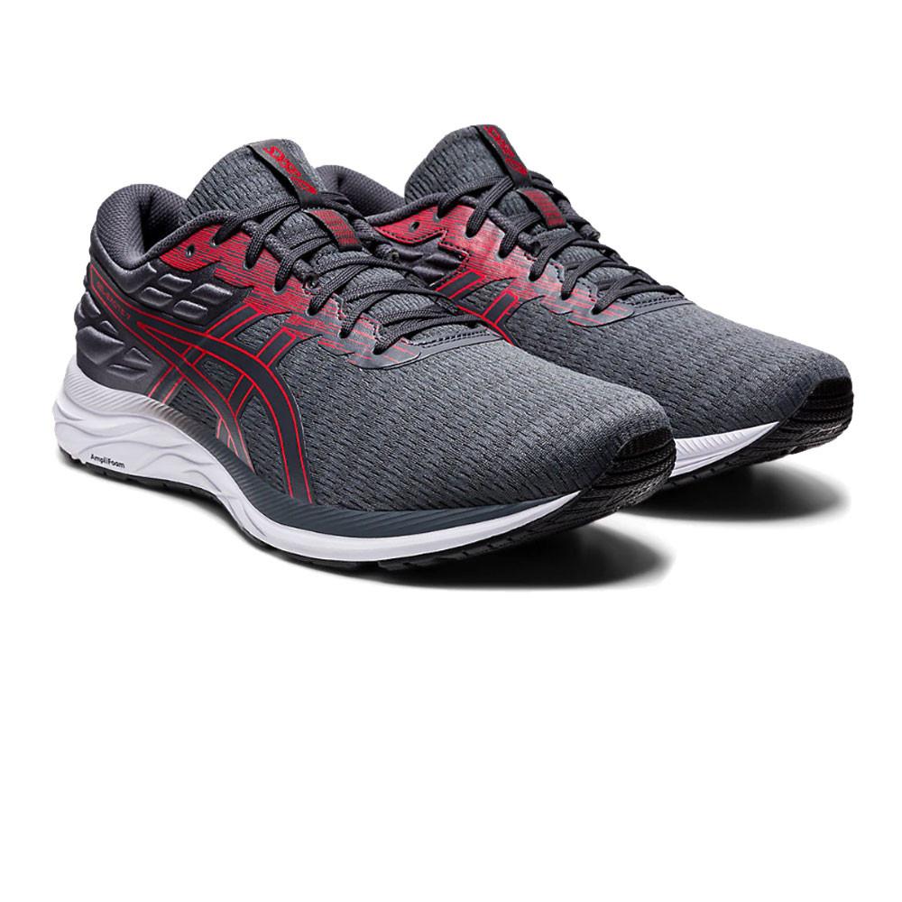 Dettagli su ASICS Uomo Gel Excite 7 Twist Scarpe Da Corsa Ginnastica Sport Sneakers Grigio