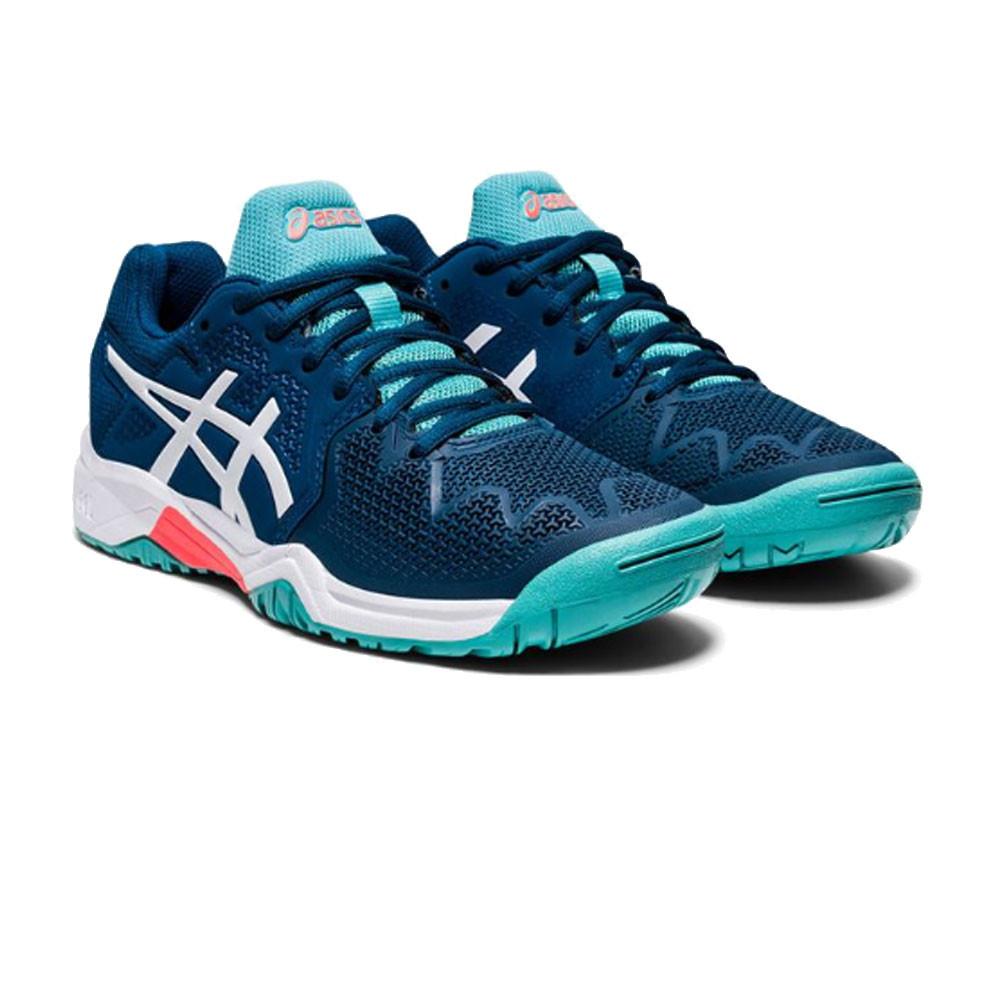 ASICS Gel-Resolution 8 GS Junior Tennis Shoes - AW20
