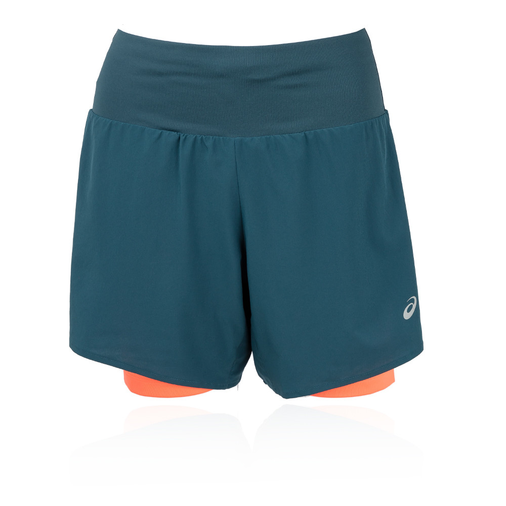 ASICS 2-In-1 5.5 Inch Women's Shorts - AW20